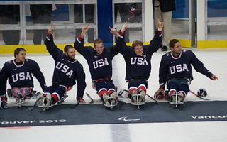 Gold Medal Sledge Hockey | by John Biehler