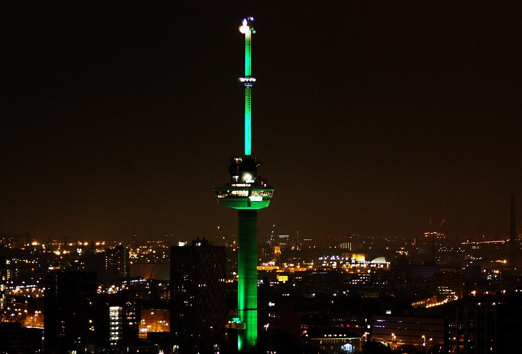 Euromast Rotterdam | Ter gelegenheid van de 50e verjaardag ...