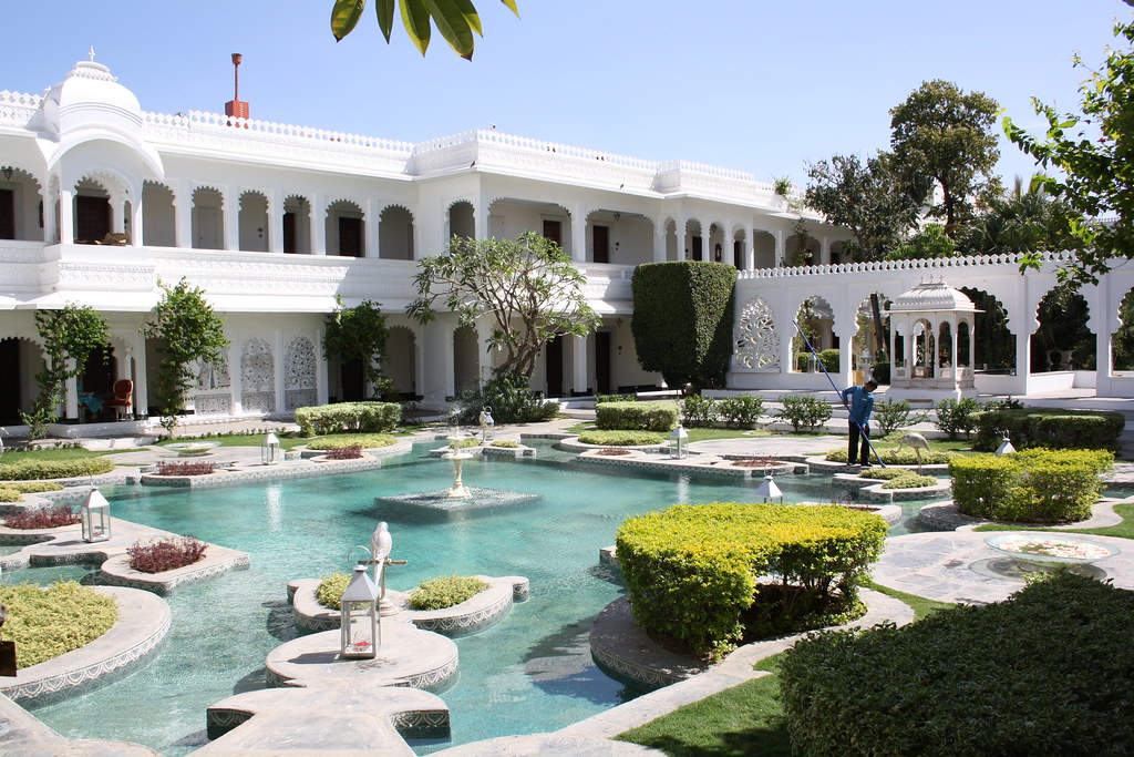 Lake Palace Hotel Udaipur Price