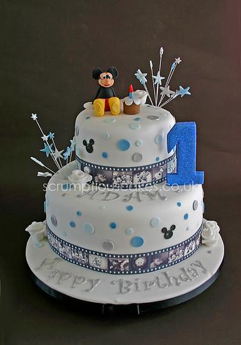 Birthday Cake Jane Cake