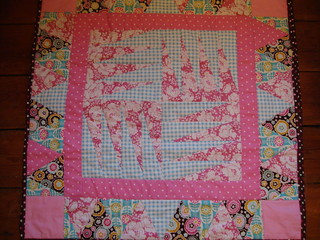 Twin Girl Quilt | by Scissors & Thread