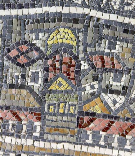 Madaba map mosaic church of the holy sepulchre flickr photo
