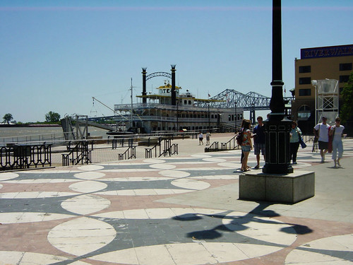 Natchez Steamboat NOLA RiverWalk | by reneodeay