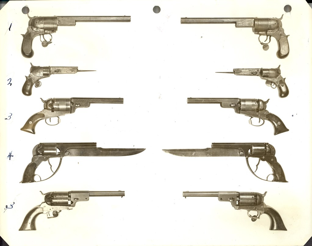 Colt Revolver 1835 Colt Revolvers 1 5