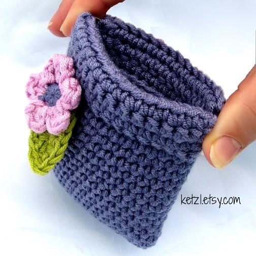 Crochet Purse Patterns Blog : Crochet Coin Purse Pattern with Flex Pinch Squeeze Frame ...