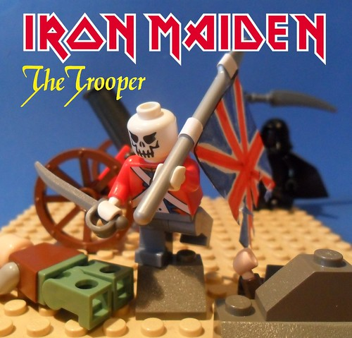 Iron Maiden - The Trooper | by | Nouvilas ⟩