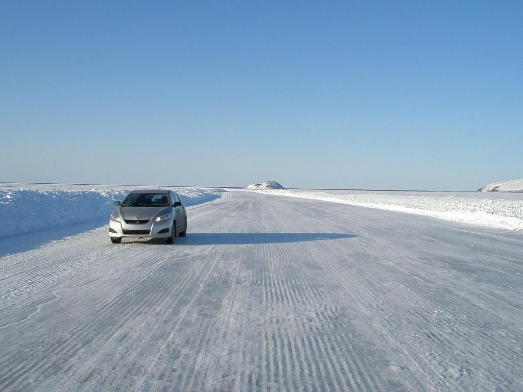 ice raod truckers