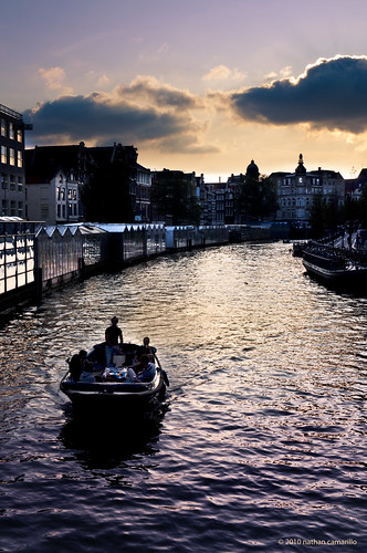 amsterdam sunsets | by nathan camarillo