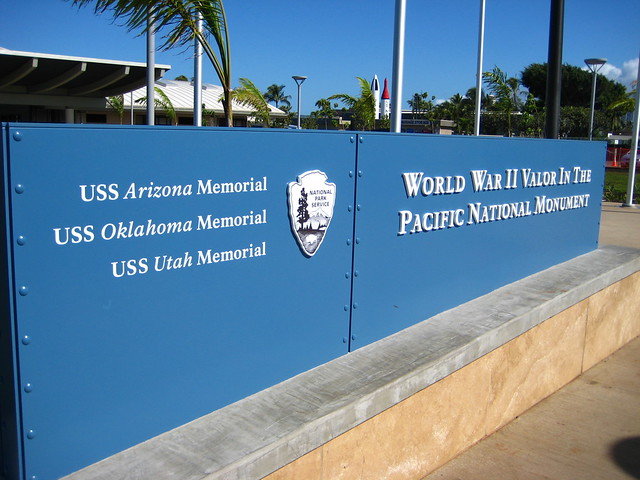 Answer to Is Pearl Harbor a National Park