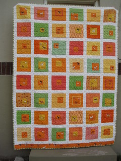 HR dog quilt done! | by Leigh - leedle deedle quilts