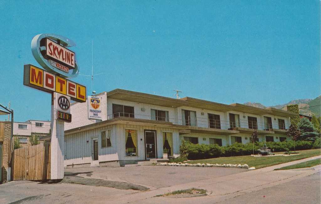 Skyline Motel - Salt Lake City, Utah