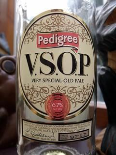 Marston's, Pedigree V.S.O.P, England