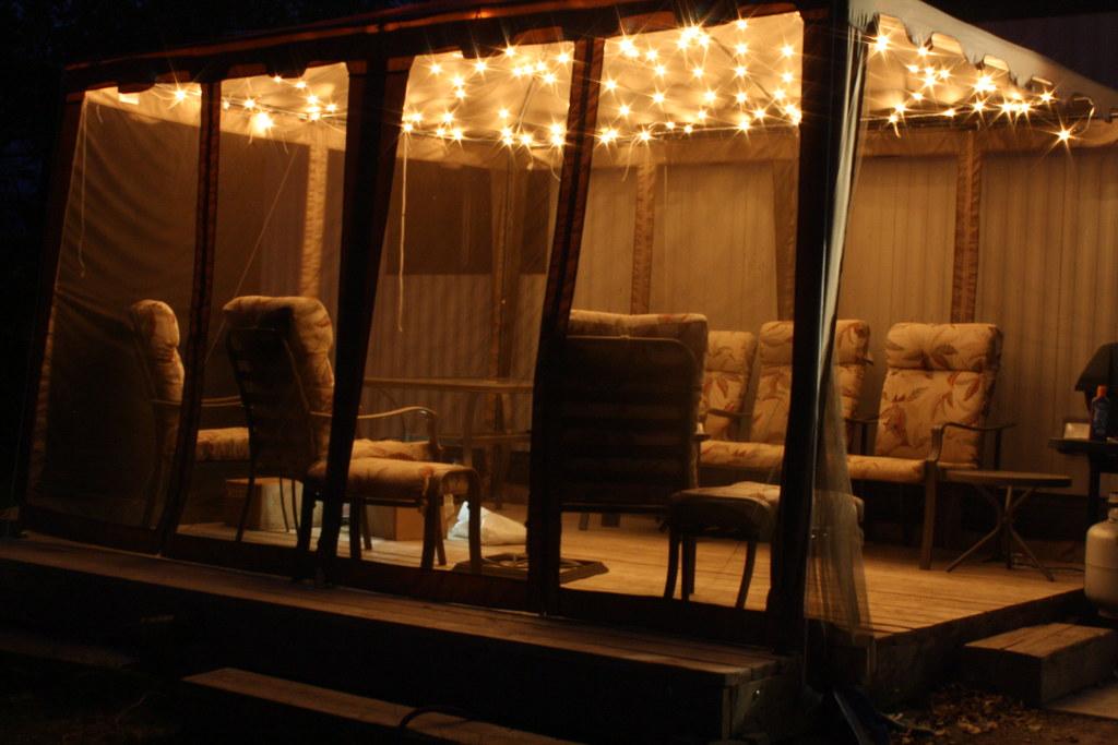 Fancy gazebo lights chris j0hnst0n flickr