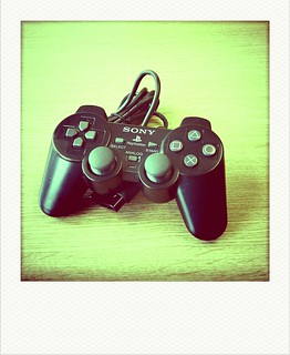PlayStation 2 Controller | by 'blindfutur3'