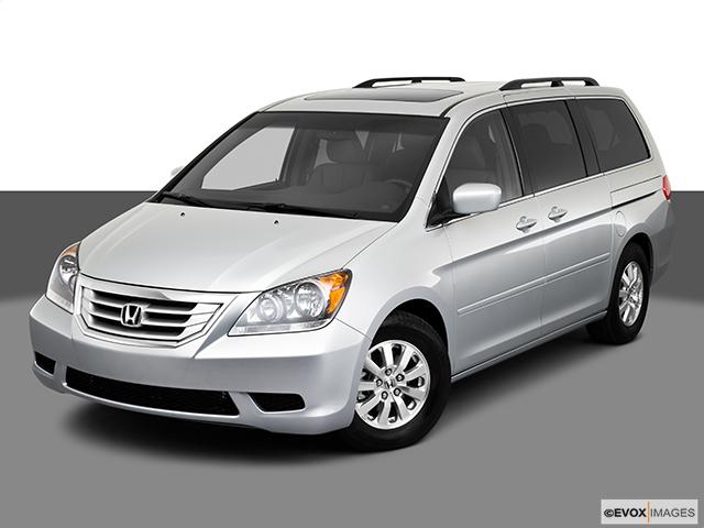 Honda Odyssey New Design