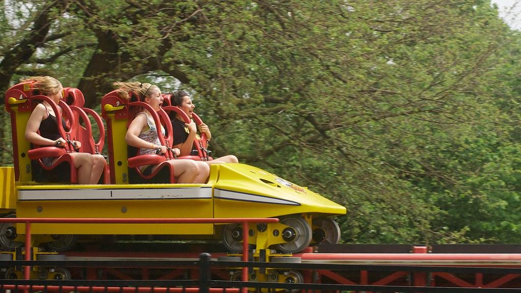 Resultado de imagen para storm runner roller coaster at hersheypark
