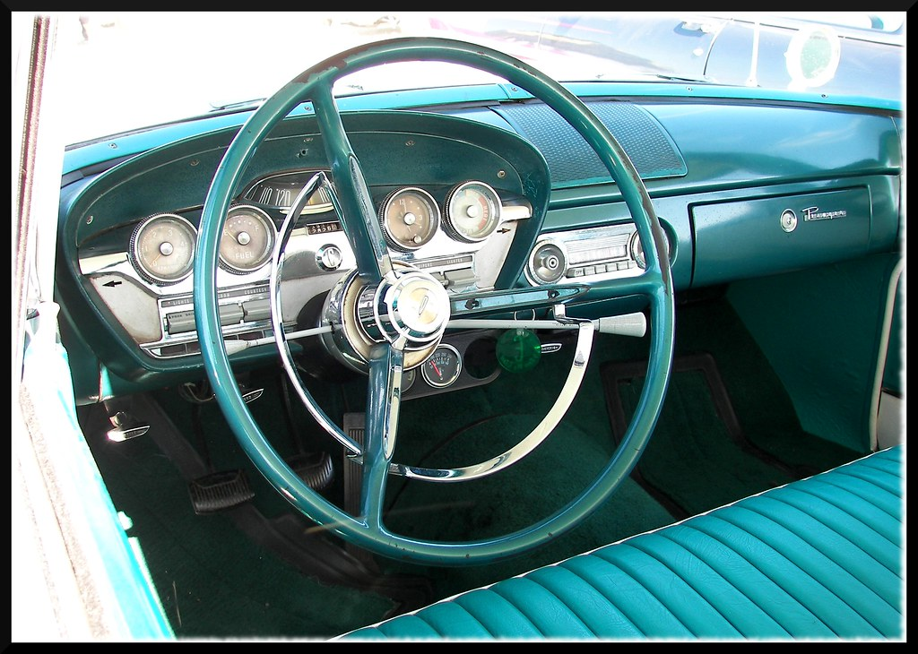 1958 Edsel Ranger Dash Dash And Interior Of A Beautiful