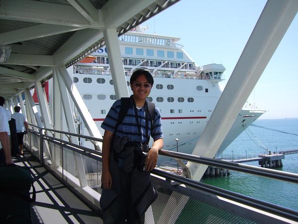 Boarding On Paradise Carnival Cruise Ship!