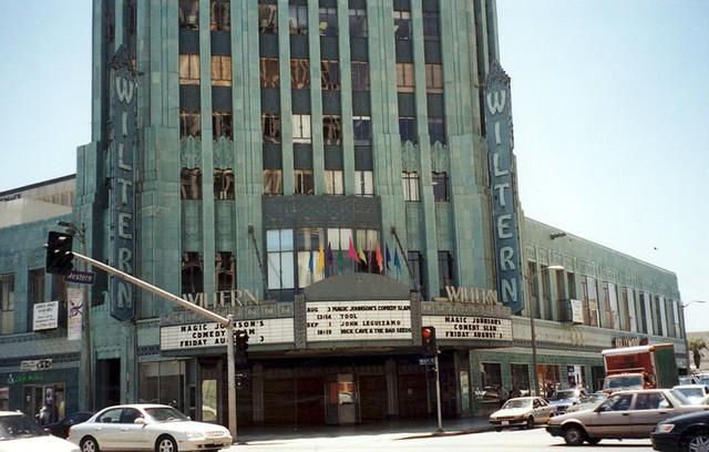 Wiltern Theatre Los Angeles Ca Originally Built In