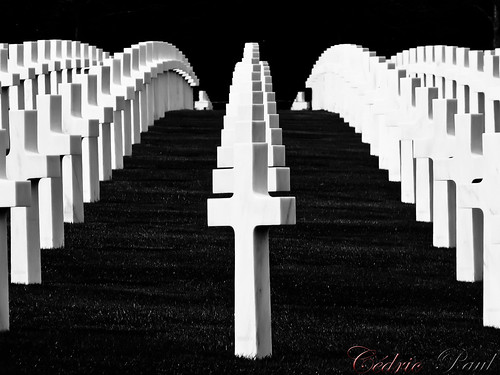 Normandy American Cemetery | by Madebycedric