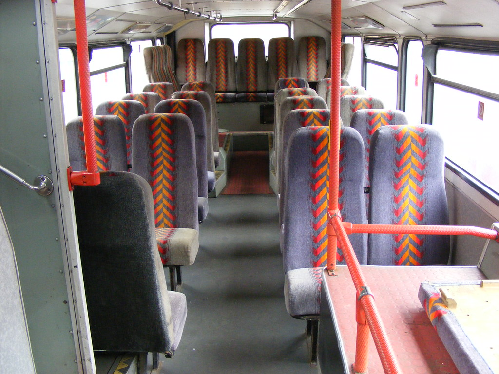 Bus Interiors: Stagecoach: 14186 G186JHG Leyland Olympian/… | Flickr