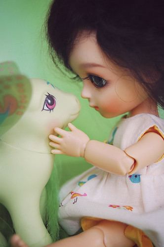 Phailin made a new friend | by jeni bunny