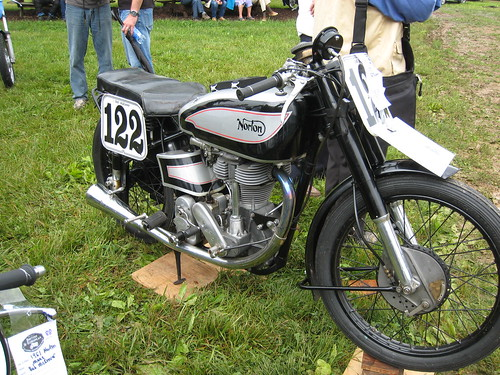 1948 Norton Manx | by Booth of Sewickley