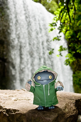 Uglyworld #582 - Babo at Lower South Falls | by www.bazpics.com
