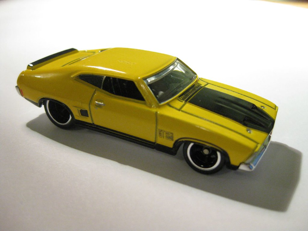 hot wheels 73 ford falcon xb reubenrods flickr