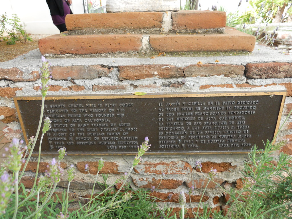 No 239 Mission San Lu S Rey De Francia This Garden