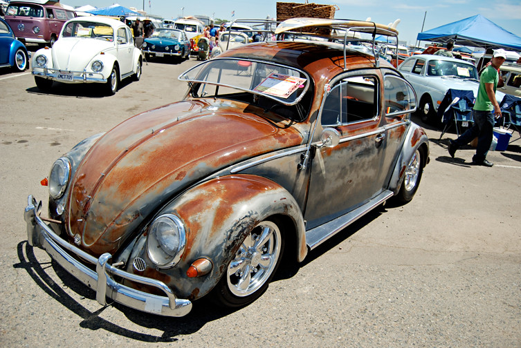 Bugorama 69 Rust Clear Coat Bug 02 | Jessica Glass | Flickr
