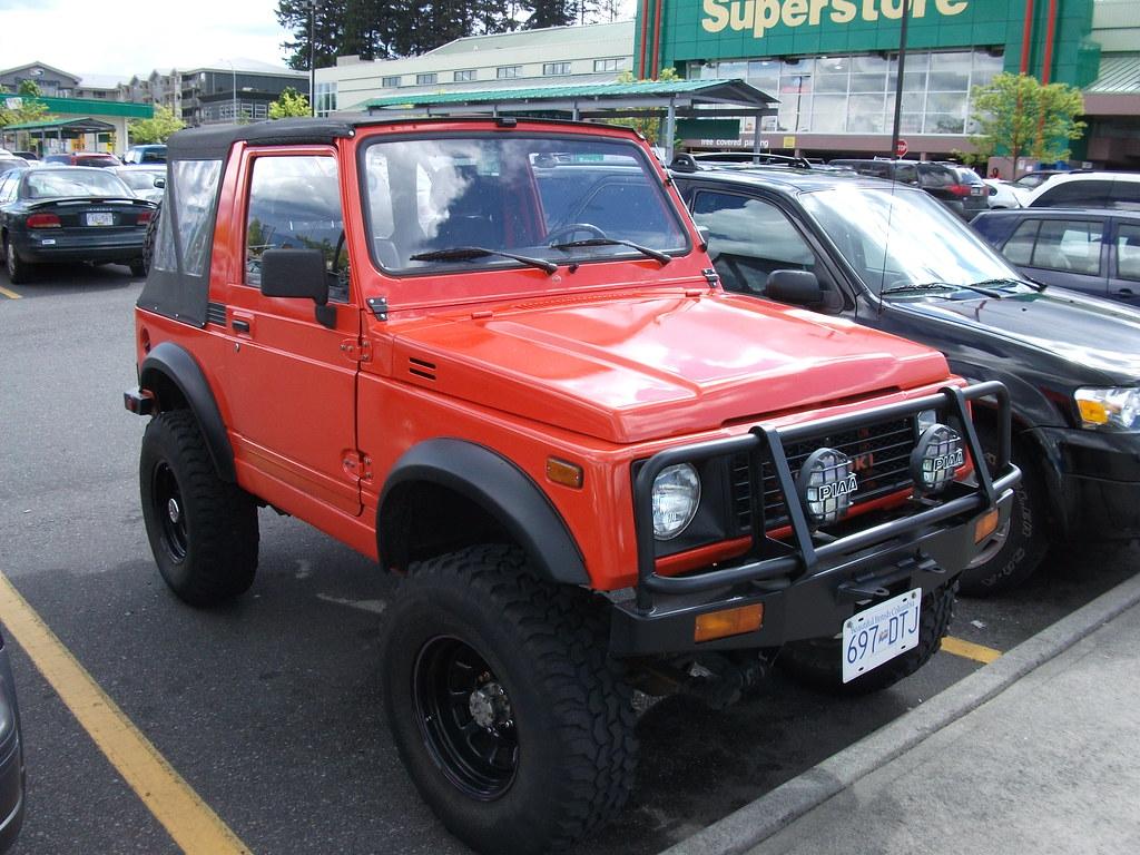 Suzuki  Popping Backfirimg