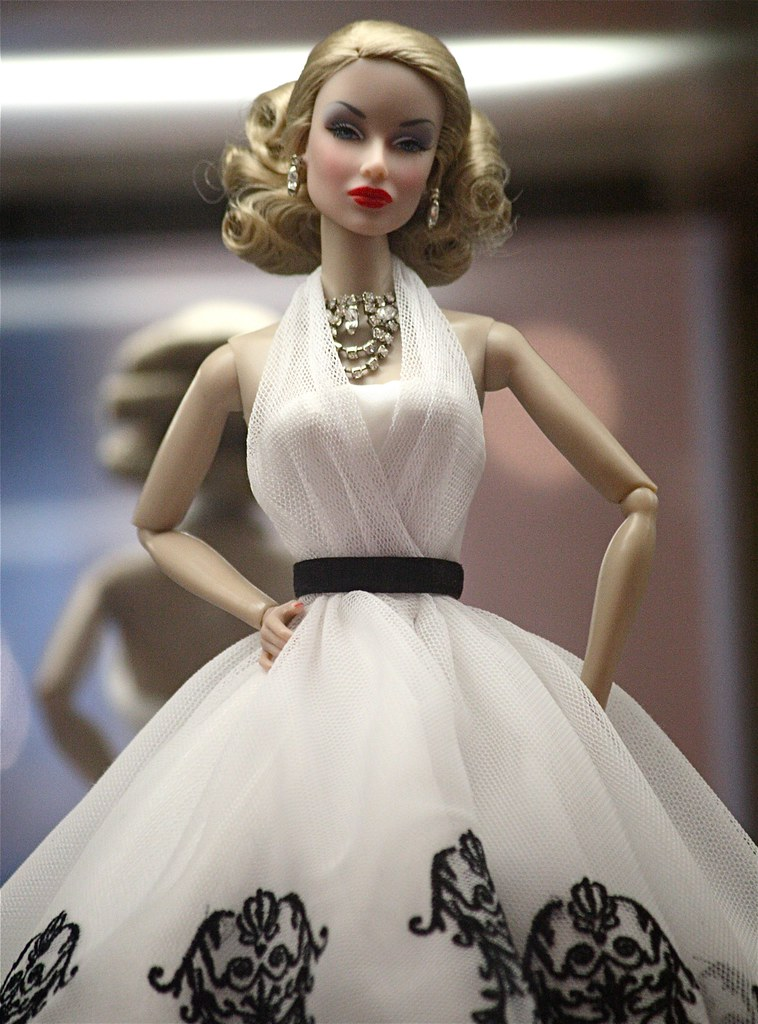 barbie white