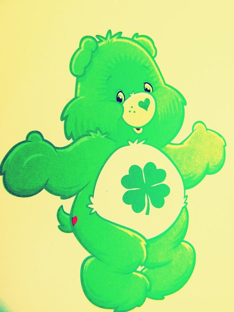 Good Luck Care Bear Good Luck Care Bear