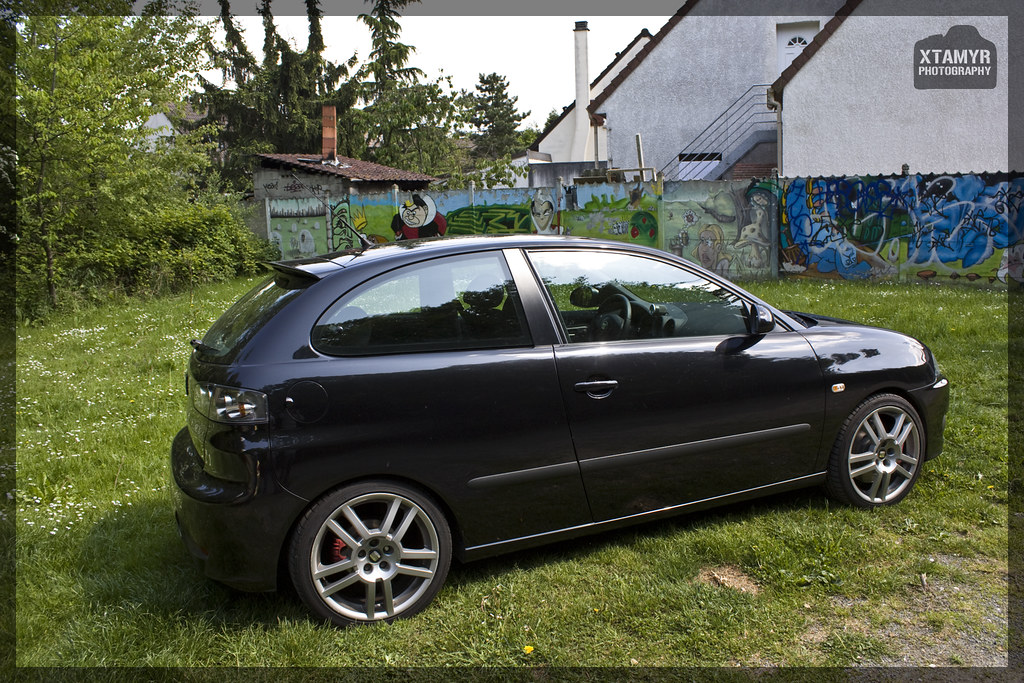 seat ibiza cupra 6l 1 8t shooting ibiza cupra n 39 h sitez pa flickr. Black Bedroom Furniture Sets. Home Design Ideas