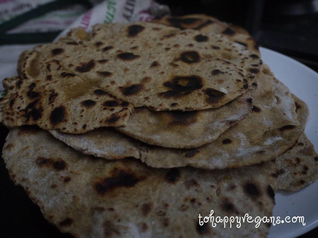 Homemade Japati S Tohappyvegans Flickr
