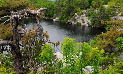 Lake Minnewaska | by Paulo Heuser