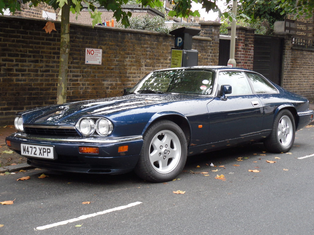 By Bramm77 1995 Jaguar XJS 4.0 Automatic Coupe. | By Bramm77