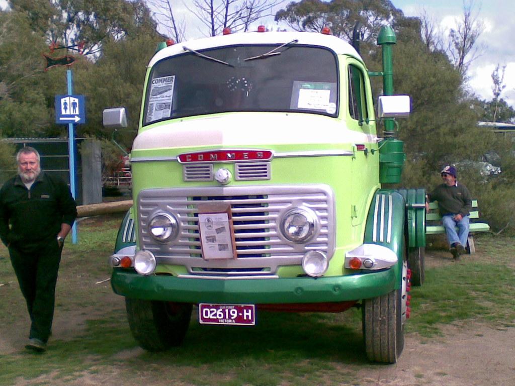 1959 Commer Knocker Truck | Rare Commer Knocker Truck that ...