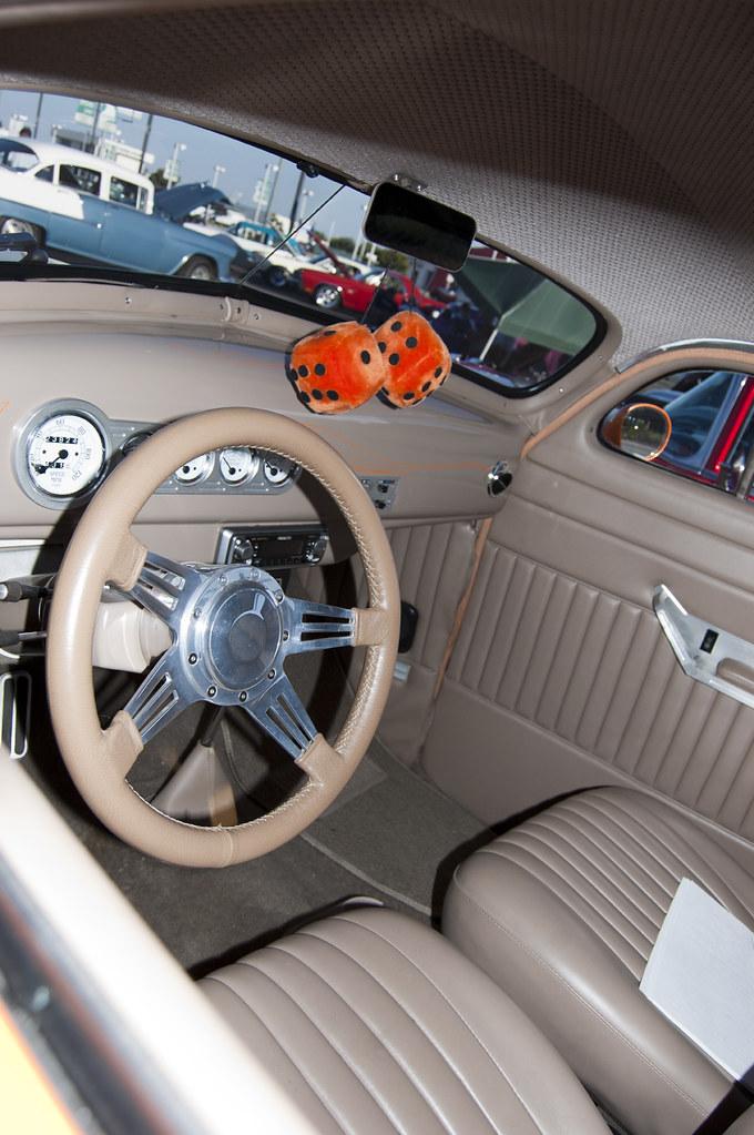 Orange Fuzzy Dice Make Any Car Cooler Madphotos1 Flickr