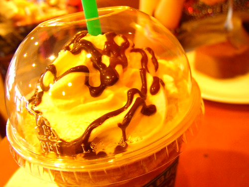 Starbucks Mocha Frappe | by CheonsaDiana