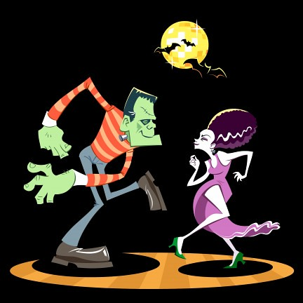 Image result for dancing monsters