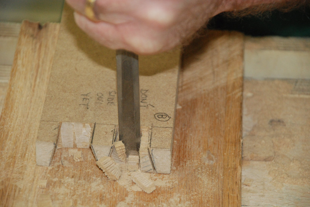 Common woodworking frame and box joints   This sequence of p…   Flickr