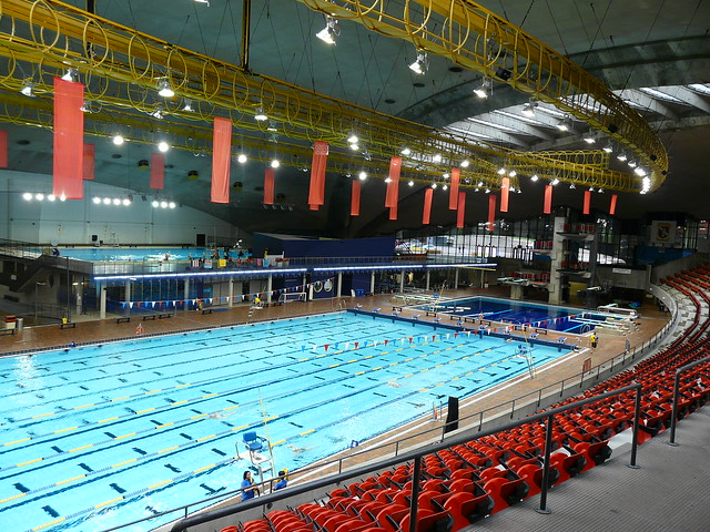 The Olympic Swimming Pool Of Montreal Please Don 39 T Use Thi Flickr Photo Sharing