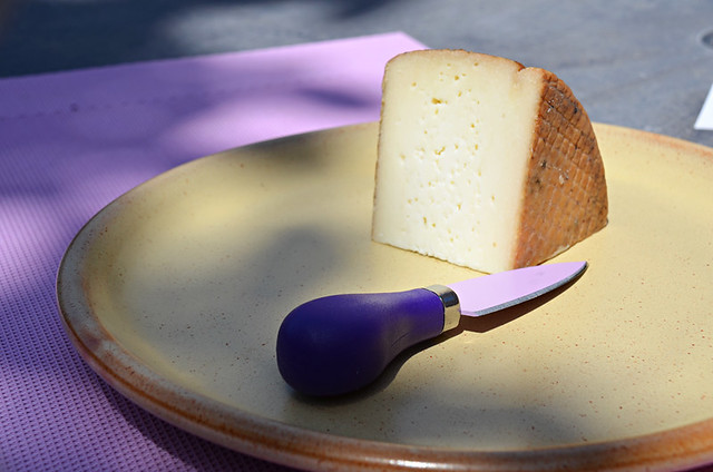 Gofio coated cheese, Tenerife
