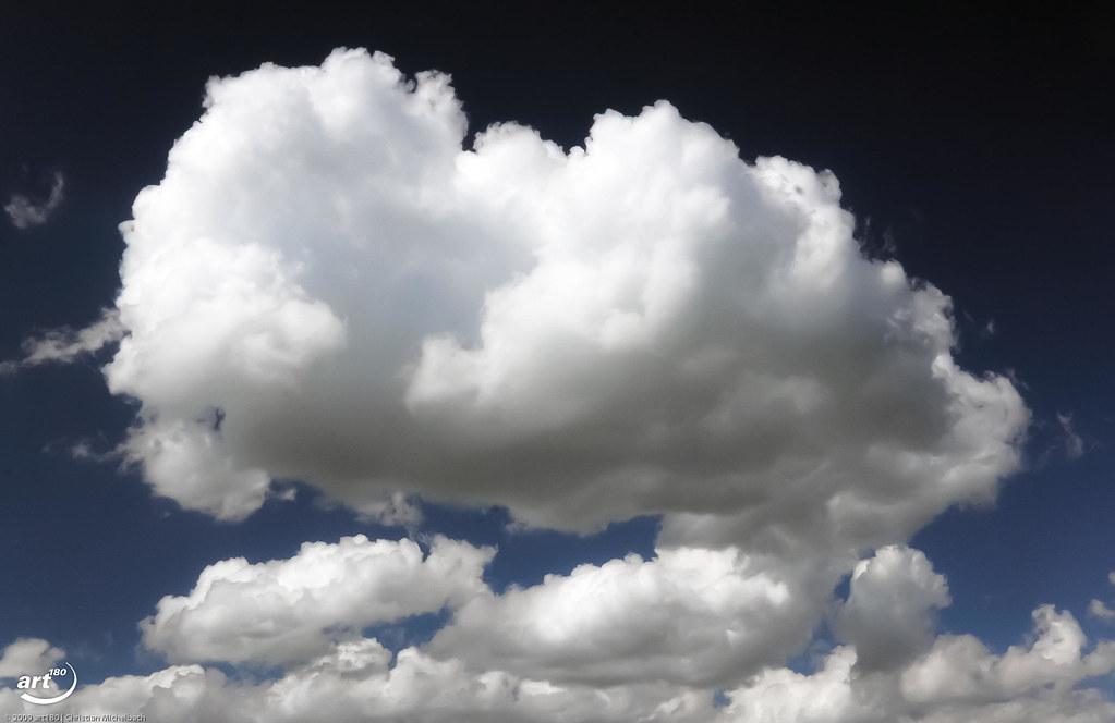 Cumulus-Wolke | Christ...