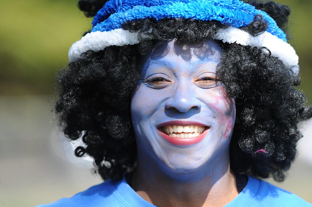 by hughkrys National Womens player <b>Marlene Donaldson</b>,supporting the Velox <b>...</b> - 4186371849_e997c17438_b