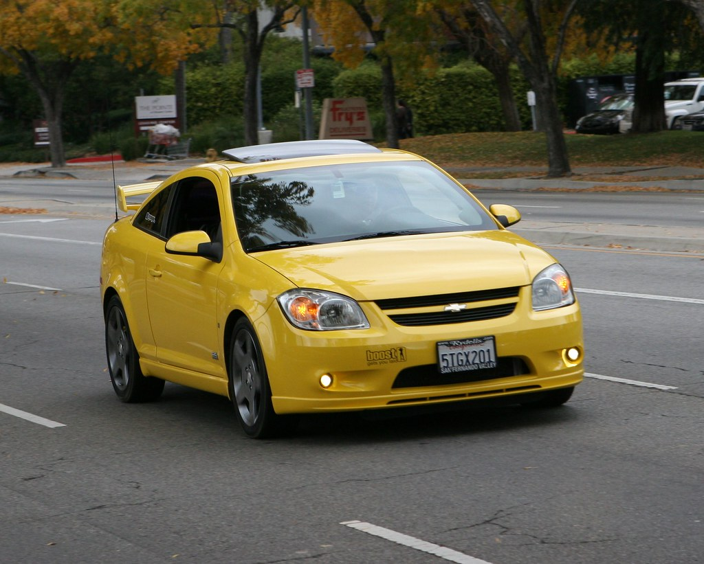 Chevy Cobalt Chevy Cobalt ss Coupe | by