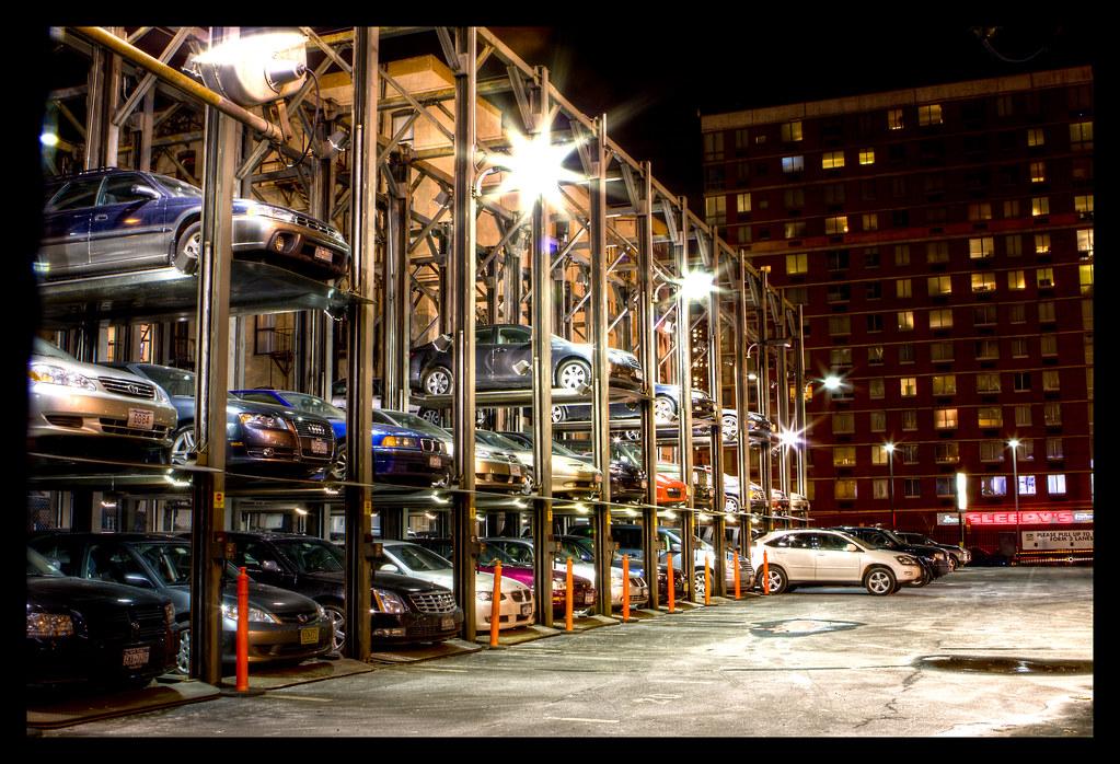 Car Parking New York