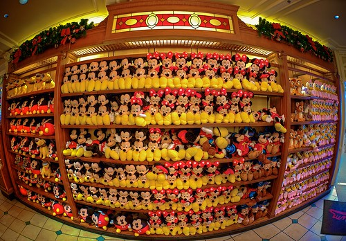 Main Street Emporium - The Great Wall of Plush | by Matt Pasant